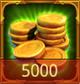 Gold X5000