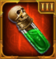 Emerald Poison Level 3 Icon