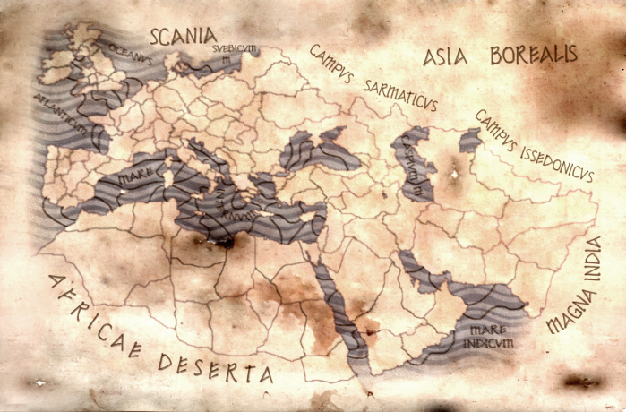 Barbarians atlas