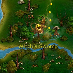 Witch's Swamp