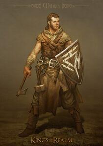 Portrait Militia