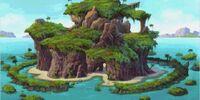 Harpies' Island