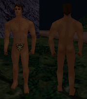 Nakedconnor