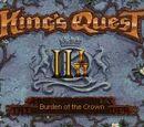 King's Quest II ½: Burden of the Crown