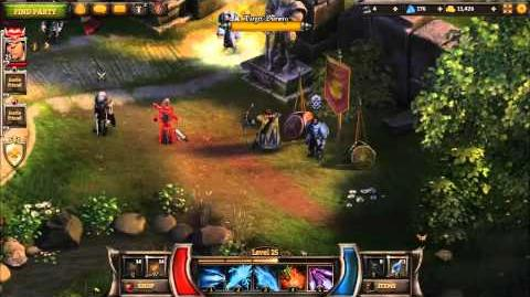 Kings Road Archer Abilities - Spreadshot