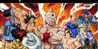 Kinnikuman: Muscle Grand Prix