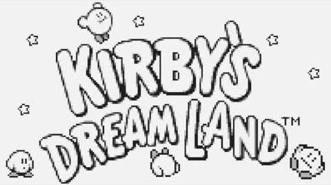 Mint Breath - Kirby's Dream Land