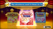 Kirby colección 20 Aniversario Captura 2