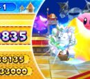 Level 3 (Kirby's Blowout Blast)