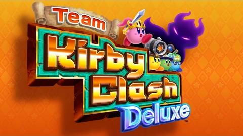 Vs King D-Mind. King D-Mind - Team Kirby Clash Deluxe Music Extended
