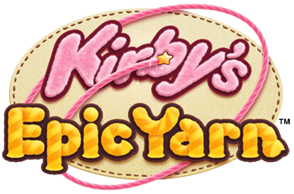 Archivo:Kirby's Epic Yarn Logo.png