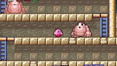 Kirby vs Dark Meta Knigth (1º combate)