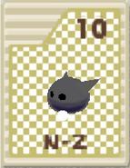 Carta de N-Z