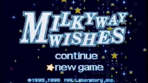 Kirby Super Star - Milky Way Wishes (100%)