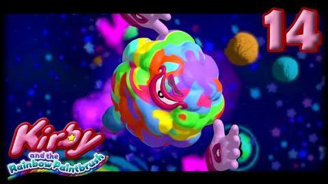 Kirby y el Pincel Arcoíris - Cap 14 -FINAL- -coop con Sylcred- ¡El combate final!