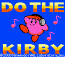 Do the Kirby
