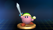 Trofeo Kirby Espada (SSBB)