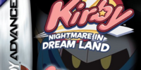 Kirby: Pesadilla en Dream Land