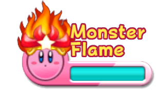 Image - KRtDL Monster Flame UI.png | Kirby Wiki | FANDOM ...