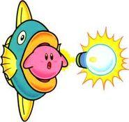 Kirby y Kine