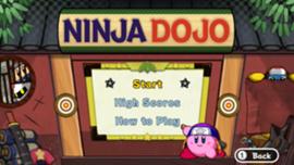 Dojo Ninja KRTDL