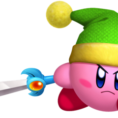 Artwork de Kirby Espada.