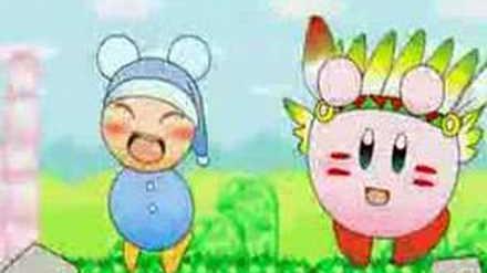 Kirby Dance - Caramelldansen