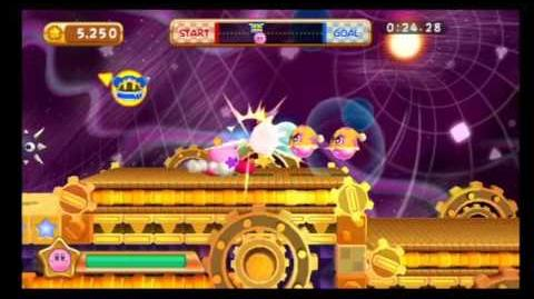 Kirby's Dream Collection - Magolor Race Ex (Smash) - Platinum Medal