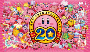 File:20th Anniversary Kirby Games.jpg