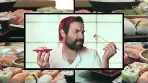 ADAM BUXTON - SUSHI SONG