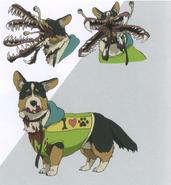 Parasite Dog 1
