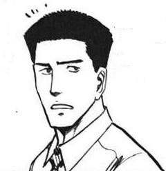 Chouji manga