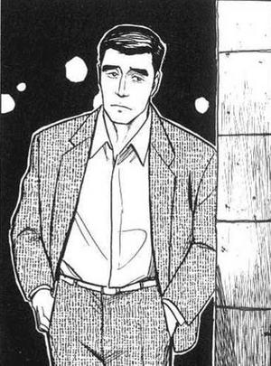 Kuramori manga