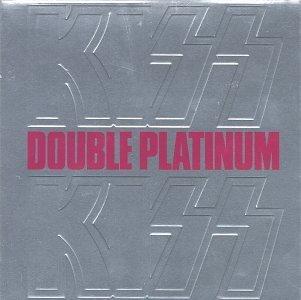 Double platinum album cover