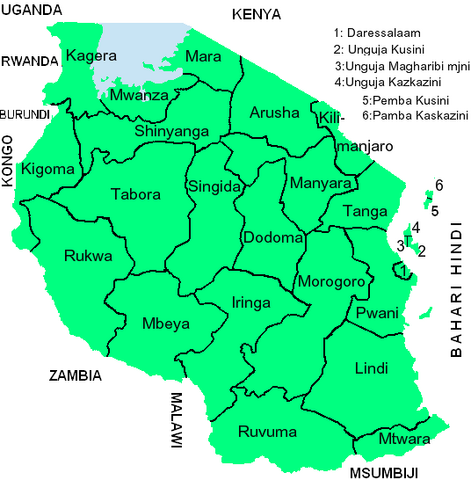 File:Copy of Tanzania Mikoa.png