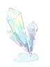 Mana crystal collection