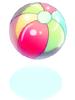 Bouncing beach ball collection