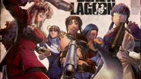 Opening Black Lagoon -- Red Fraction (full version)