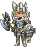 Dq metal slime armor collection
