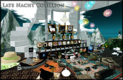 Late nacht cotillion theme