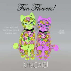 Fun Flowers ad