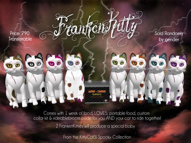 File:KittyCatS! Spooky Collection - FrankenKitty.jpg