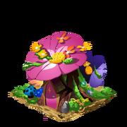 Flower house last