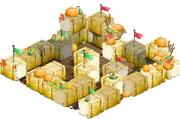 Haybale maze last