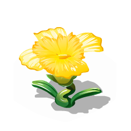 File:Glass flower yellow premium last.png