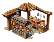 Craft kitchen market