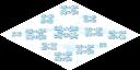 Snowflake tile last