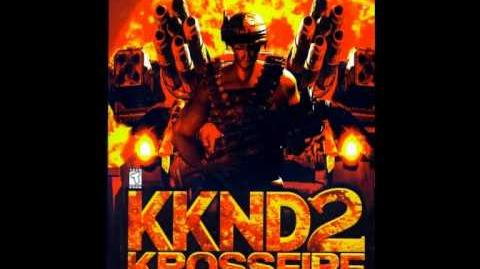 KKND 2 Krossfire - Soundtrack - The Series 9 - Track 3