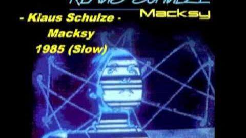 Klaus Schulze 1985 Macksy Full Album