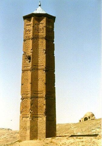 File:Ghazni (Ghaznavid monDaq) Minaret.jpg